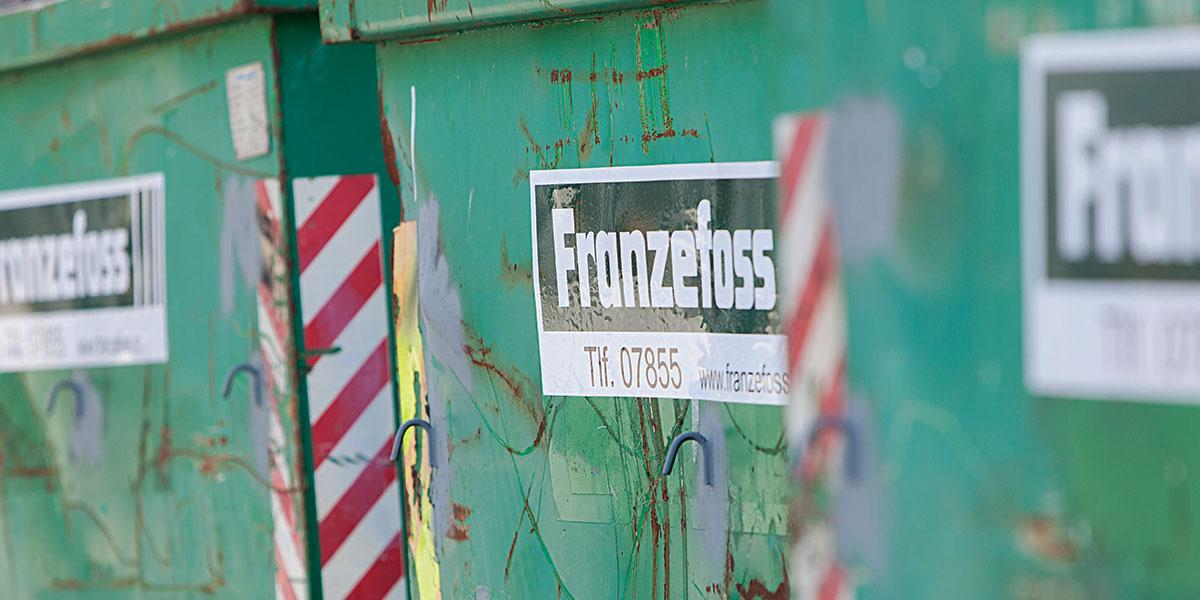Denne opplæringen kan Franzefoss tilby deg